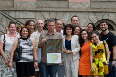 O certificado é fruto dos esforços conjuntos de uma dezena de parceiros da Igreja Positivista do Brasil